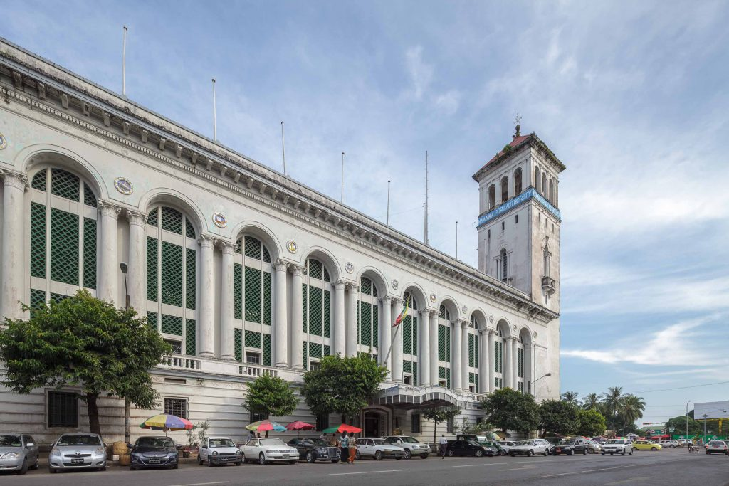 Myanma Port Authority – Architectural Guide: Yangon