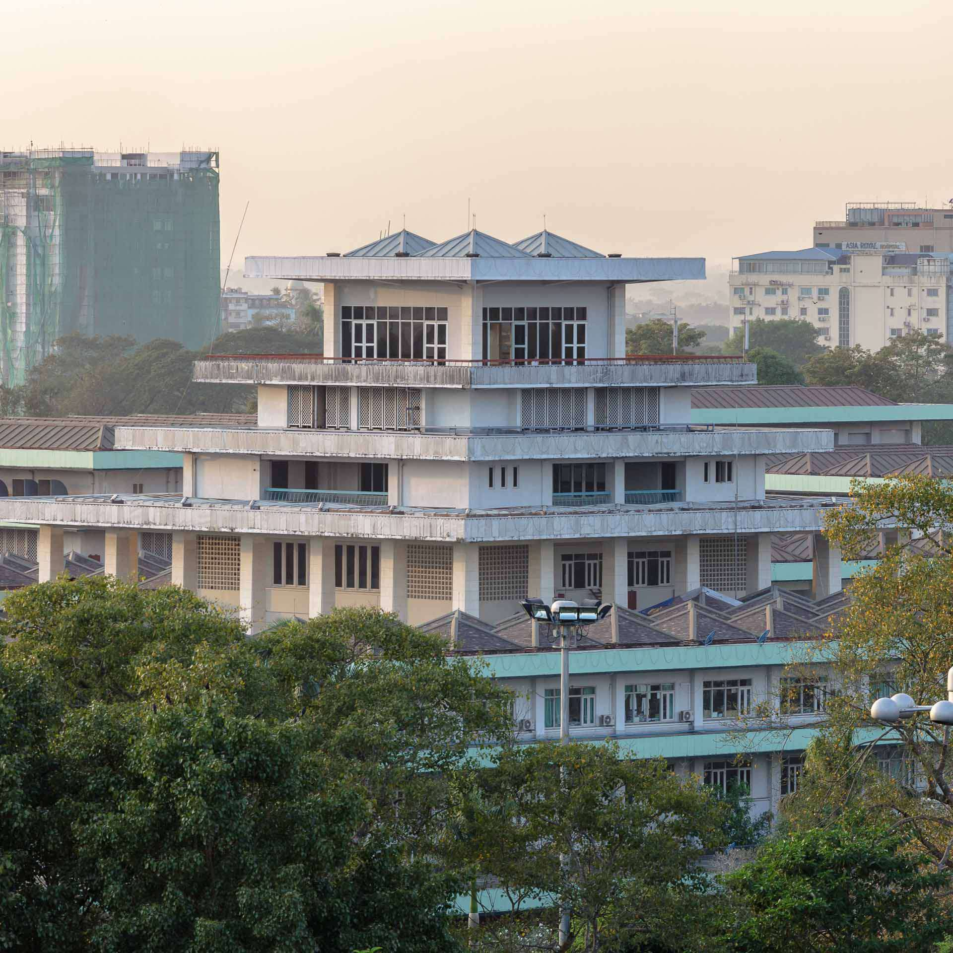 Dagon and Mingala Taungnyunt Townships – Architectural Guide: Yangon