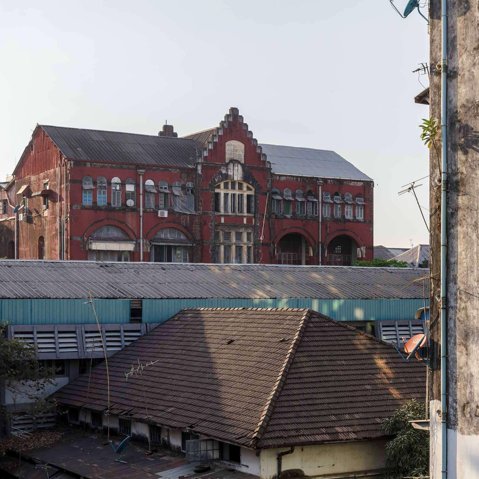 University of Medicine-1 – Architectural Guide: Yangon